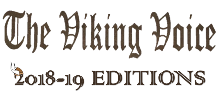 Welcome to the Viking Voice Online!