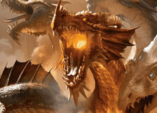 Club Corner Guest Piece: Dungeons and Dragons