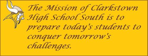 South HS MIssion Statement