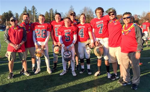 Clarkstown Athletes Play in Section 1 Exceptional Senior Game