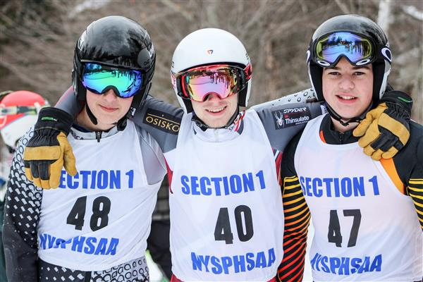 Congratulations to the Clarkstown Ski Team