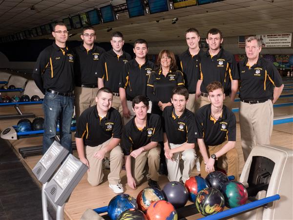 Clarkstown Bowlers Named In The Journal News 2017 All Stars Bowling Team