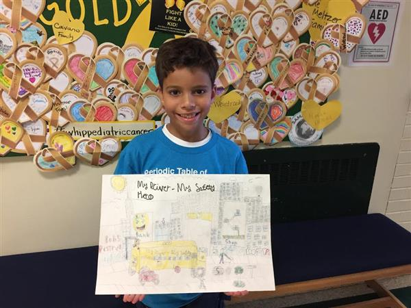 Bus Safety Poster Contest