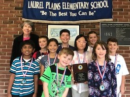 Laurel Plains Fire Safety Poster Winners 2017