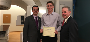 CHSN Sophomore, Gerrit Stech wins Good Samaritan Hospital Contest
