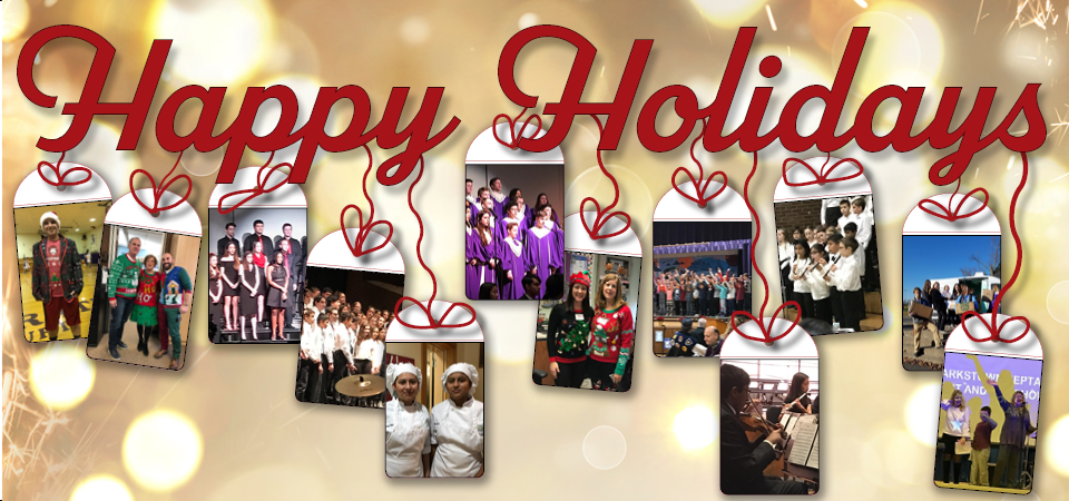 Holiday Message from the Superintendent of Schools