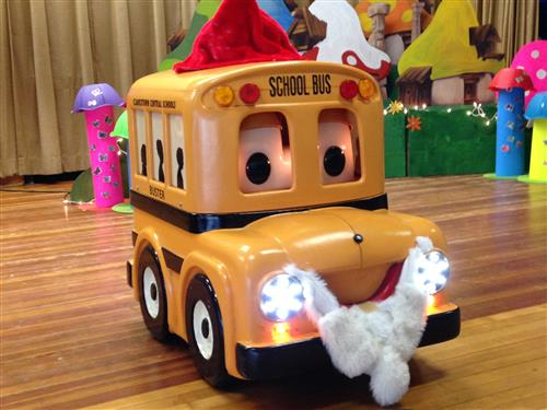 Buster the Bus Safety Video