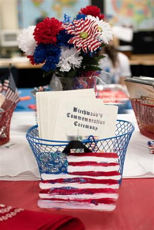 BW Students Honor Constitution Day