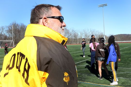 LoHud Article - Ray Kondracki has created stars but revels in seeing Clarkstown South students succeed