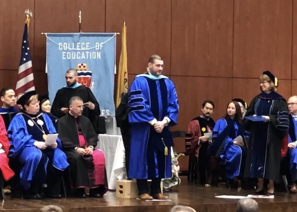 Congratulations to Dr. Matt Younghans