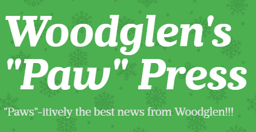 Woodglen Paw Press - November 2020