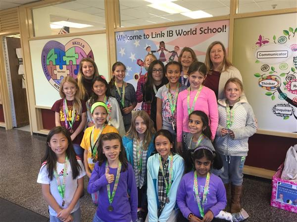 "Link IB World School joins ""Girls on the Run"""