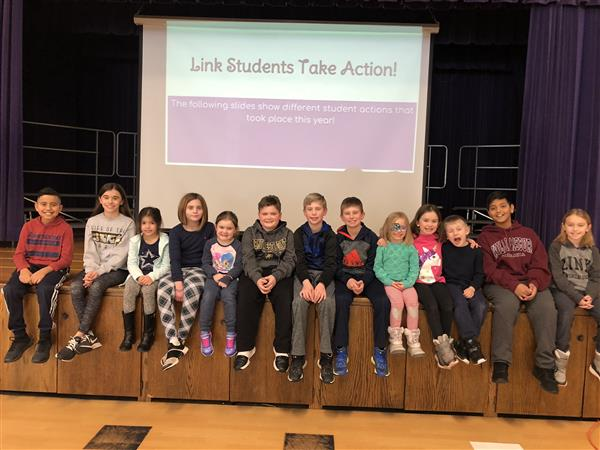 PYP Student Action Assembly!